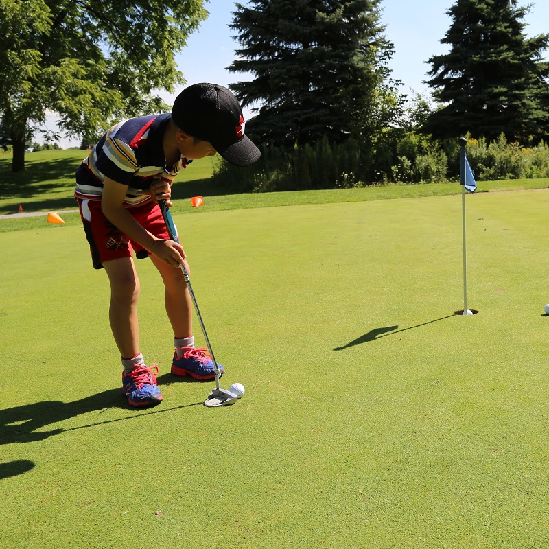 golf camps for kids